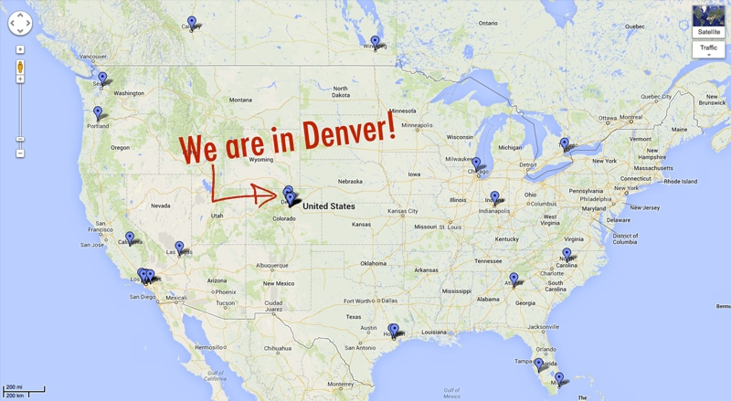 Denver Ecommerce Web Design Company Ecommerce Development Trepoly Denver Us Map